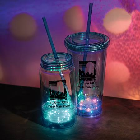 Reign-bow Tumblers Favor Set