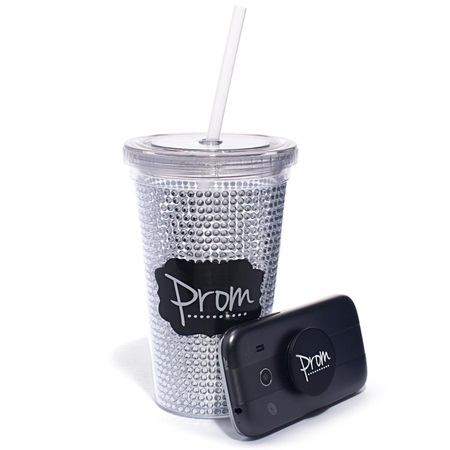 Phone Stand and Tumbler Prom Favor Set