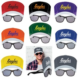 Baseball Cap Sunglasses