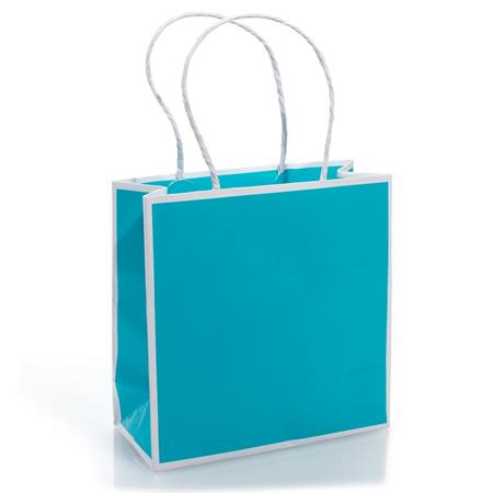 Favor Bag - Turquoise