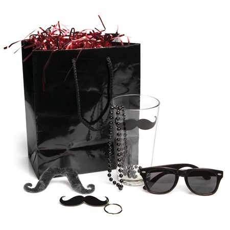 Mustache Goodie Bag for Him