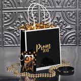 Midnight Gold Prom Swag Bag