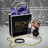 Prom in Gold Swag Bag