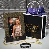 Retro Diamond Prom Swag Bag