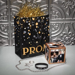 Prom Polka Dots Swag Bag