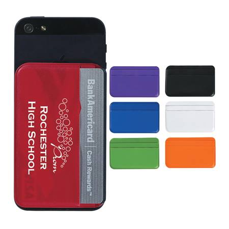 Phone ID Holder