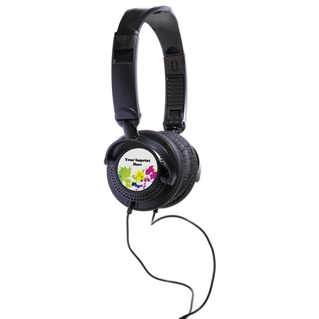 Full-color Headphones - Make A Splash