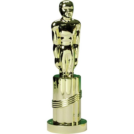 Gold Award Night Statue