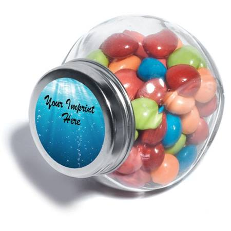 Full-color Candy Jar - Rolling in the Deep