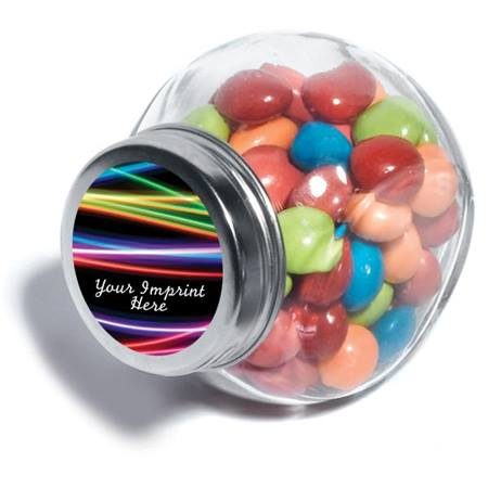 Full-color Candy Jar - Club Prom
