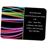 Full-color Magnetic Invitations - Club Prom