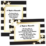 Starry Night Invitations