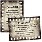 "Filmstrip 4"" x 6"" Invitation"