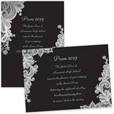 Delicate Lace 4x6 Invitations