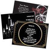 Full-color Invitations