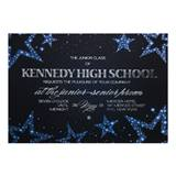 Blue Star Boulevard Invitation