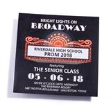 Broadway Bound Invitation