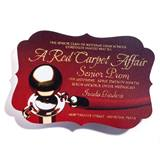 Rock the Red Carpet Invitation