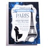 Dreaming of Paris Invitation