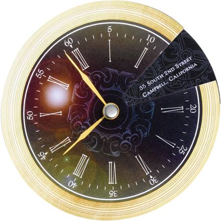 Spin and Reveal Invitation - Vintage Watch