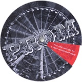 Spin and Reveal Invitation - Ferris Wheel