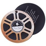 Film Reel Twist and Reveal Invitation