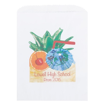 Tropical Punch Candy Bag