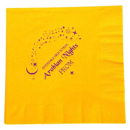 Arabian Night Luncheon Napkin