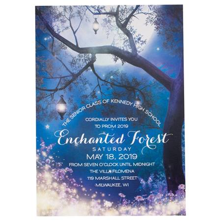 Enchanted Forest Invitation | Anderson's