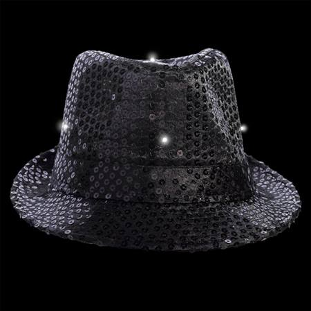 Light-up Fedora with Band