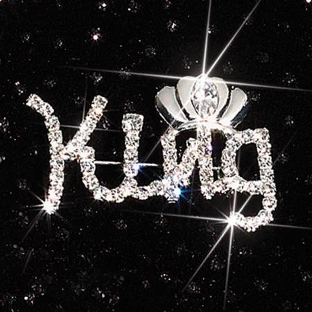 Rhinestone King Pin