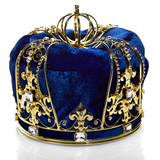 Supreme Sovereign Crown - Blue