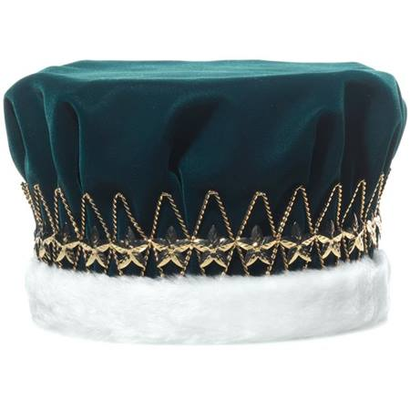 Majestic Gold Star Crown