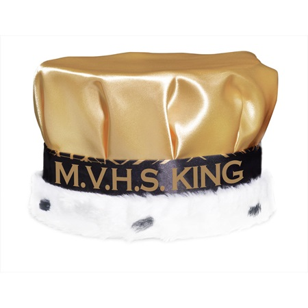 Crown with Art Deco Band