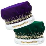 Custom Majestic Stars Crown with Gold Star Band