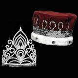 Amelia Tiara and Crown Set