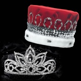 Falling Star Tiara & Crown Set