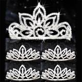 Falling Star Queen Tiara & Court Set