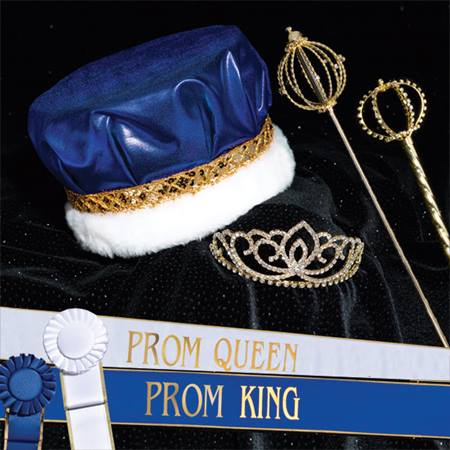 Prom Regal Dreams Set with Scepters