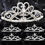 Guinevere Queen Tiara & Court Set