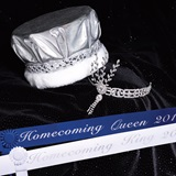 Homecoming Regal Brilliance Royalty Set in Gold or Silver