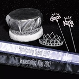 Homecoming Bling Royalty Set With Scepters