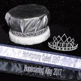 Homecoming Bling Royalty Set Without Scepters