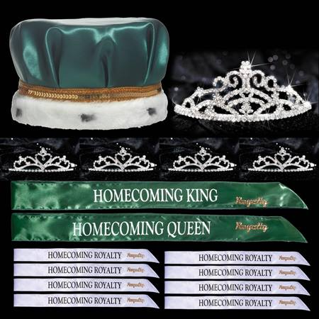 Homecoming Coronation Set with Pins - Titania/Alisa