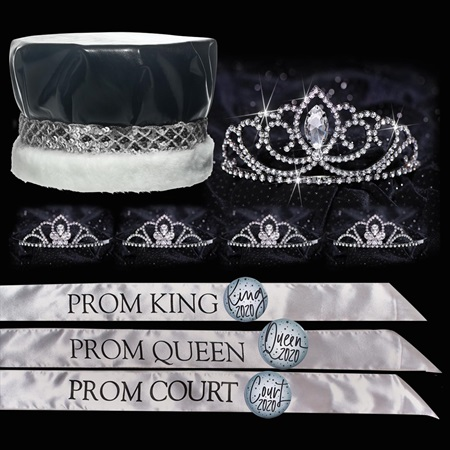Majestic Dazzle Prom Coronation Set