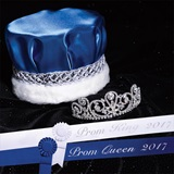 Prom Silver Solitaire Set without Scepters