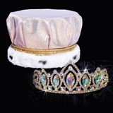True Royalty Tiara/Crown Set - Meghan and Harry