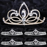 Queen and Court Tiara Set - Ariana and Cleo