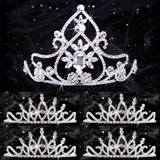 Queen and Court Tiara Set - Kate and Bobbi