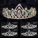 Queen and Court Tiara Set - Meghan and Emme